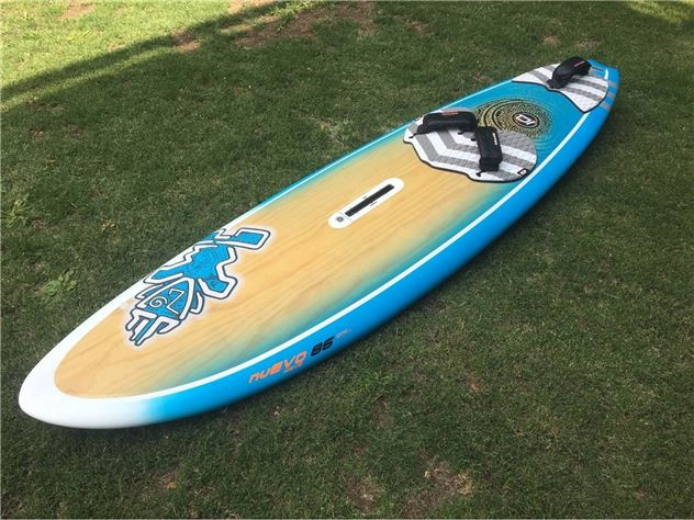 2014 Starboard Starboard 86 Nuevo And Windsurfing Gear