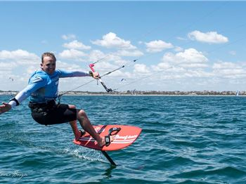 Australian Kitefoiling Championships Early Bird Price - Kitesurfing News
