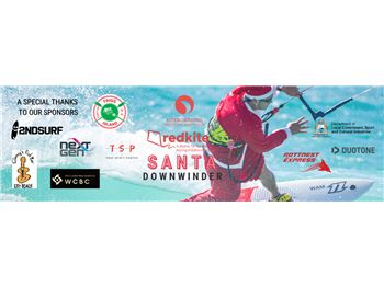 Get ready for the WA Santa downwinder - Kitesurfing News
