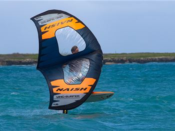 Naish announce the new S25 Wing-Surfer - Kitesurfing News