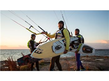 Sports above Politics - Ukraine & Russia United by Kiting! - Kitesurfing News