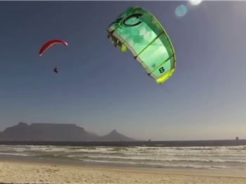 Incredible Stunt Kite Flying with a Cabrinha Switchblade - Kitesurfing News