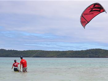 How to make the most of your kids kiteboarding lessons. - Kitesurfing News