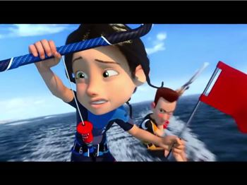 This Clip will Get Kids Stoked on Kiting! - Kitesurfing News