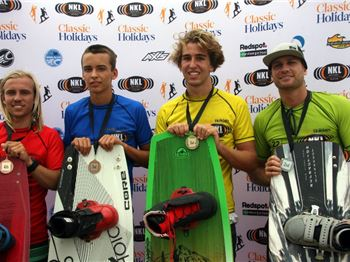 Aussie Champions Crowned in NKL Grand Final! - Kitesurfing News