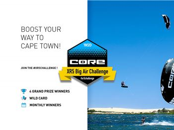 Win a Trip to Cape Town with the Core XR5 - Kitesurfing News