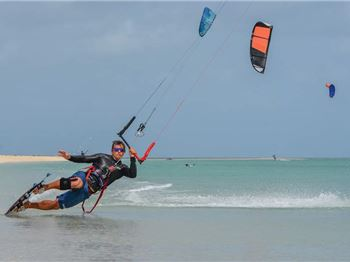Welcome to the Magic Mile - It's the Pond but on Steroids. - Kitesurfing News