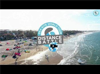 GKA Distance Battle - an online kitesurfing event