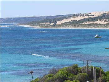 Kiteboarding From Perth to the North West Cape, Ian Young. - Kitesurfing News