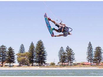 Pro's in the Pond - Kitesurfing News